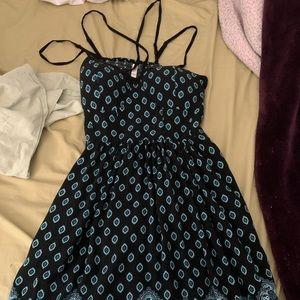 Multi-strap summer dress